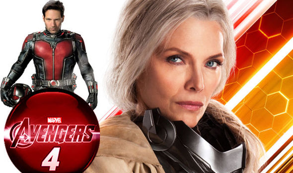 Ant-Man and the Wasp Avengers 4 clue in the end credits