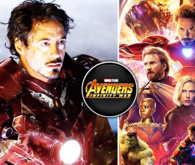 Avengers Infinity War Marvel Did Not Want Robert Downey Jr