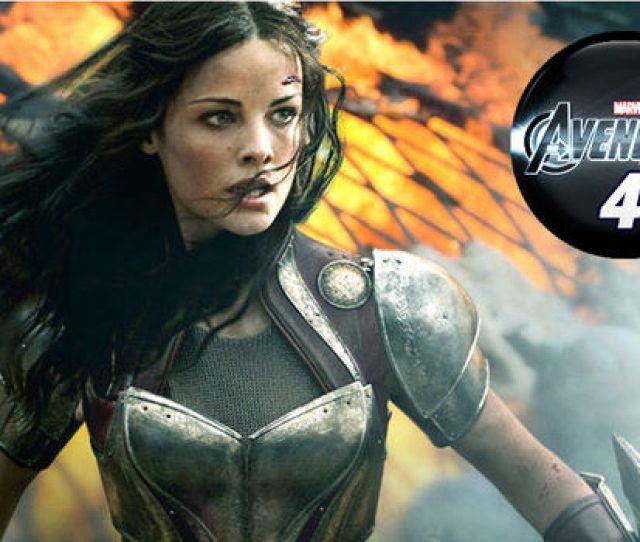 Avengers Infinity War Is Lady Sif Dead