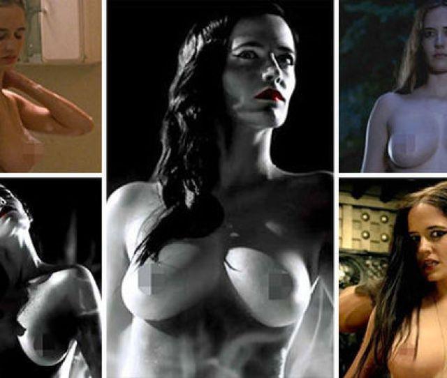 Eva Green Sin City Sexiest Scenes