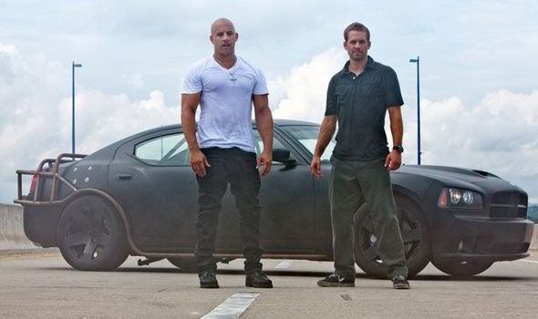 Fast And The Furious 7 Starring Vin Diesel Paul Walker And