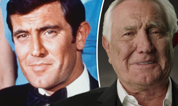 Image result for george lazenby