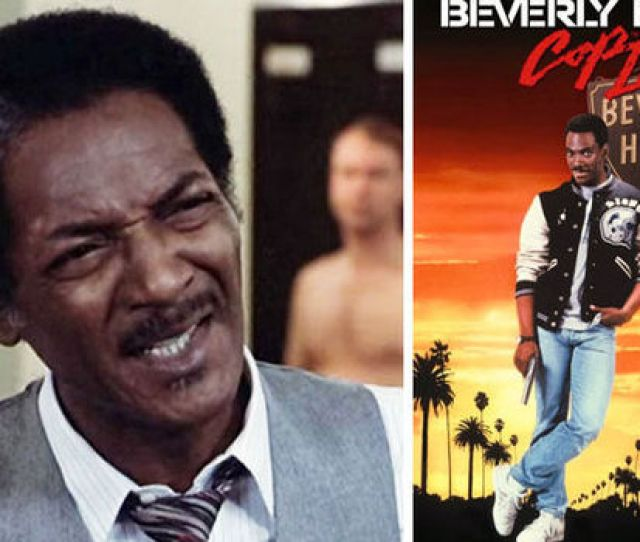 Beverly Hills Cop Star Gil Hill Dies Did You Know He Really Was An Actual Police Chief