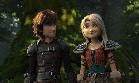 How To Train Your Dragon 3 Age Rating How Old Do You Have To Be To Watch The Sequel Films Entertainment Express Co Uk
