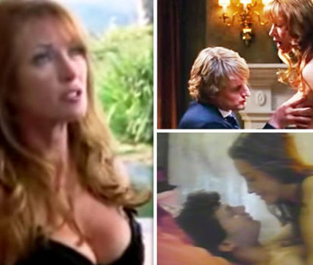 Jane Seymour Stripped Bare Bond Beautys Sexiest Movies And Gallery