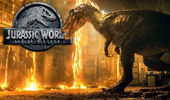 Jurassic World Fallen Kingdom Trailer Is Out NOW Watch It