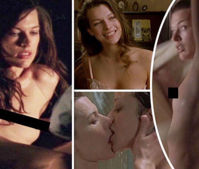 Milla Jovovichs Sexiest Scenes