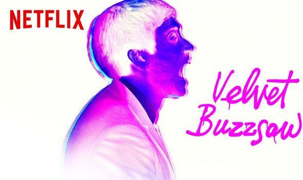 Картинки по запросу velvet buzzsaw netflix