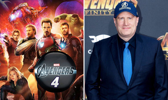 avengers 4 and kevin feige