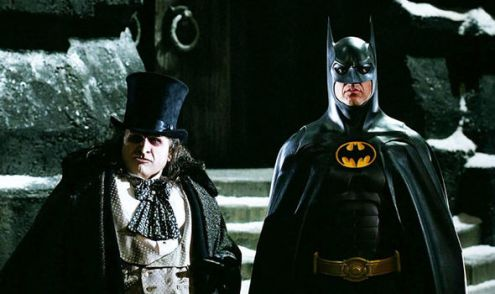 Batman solo movie SHOCK   The Penguin being lined up as main villain     batman and the penguin