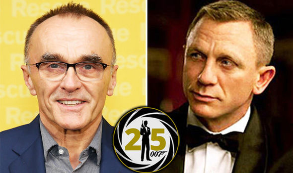danny boyle and daniel craig's james bond