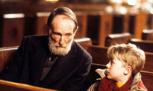 Home Alone's most mind-blowing theory ever? Old Man Marley is magic? |  Films | Entertainment | Express.co.uk
