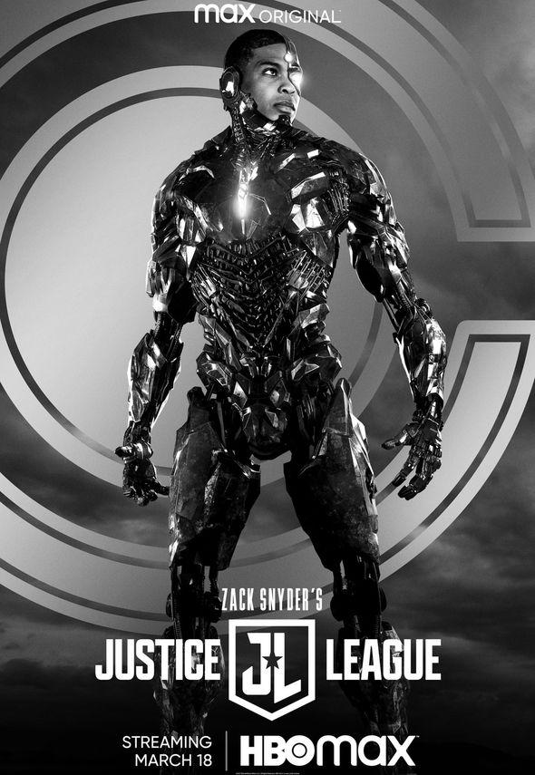 Justice League Part 2 cyborg