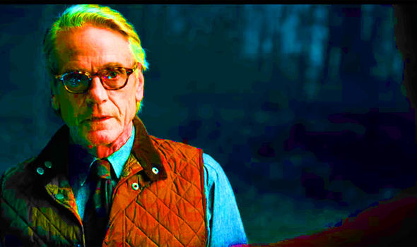 Justice League trailer Alfred