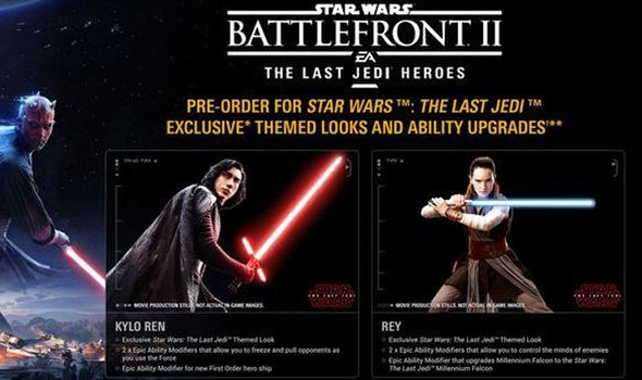 Image result for Star Wars: The Last Jedi, with Kylo Ren and Rey exclusive* themed looks