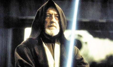 Star Wars obi wan kenobi sir alec guinness