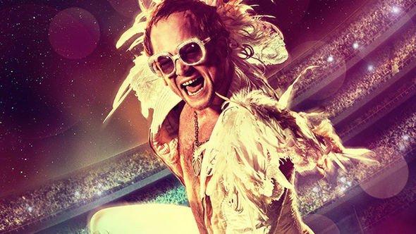 Rocketman TRAILER: Taron Egerton SINGS as Elton John ...