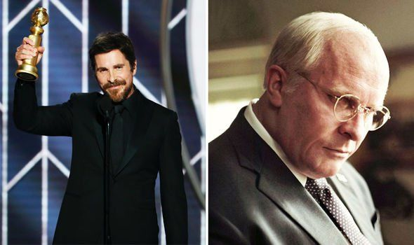 christian bale and as dick cheney