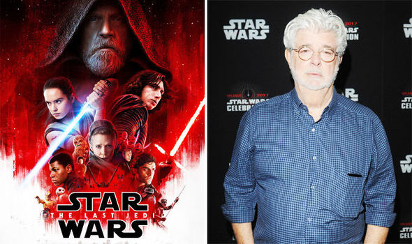 george lucas and star wars the last jedi