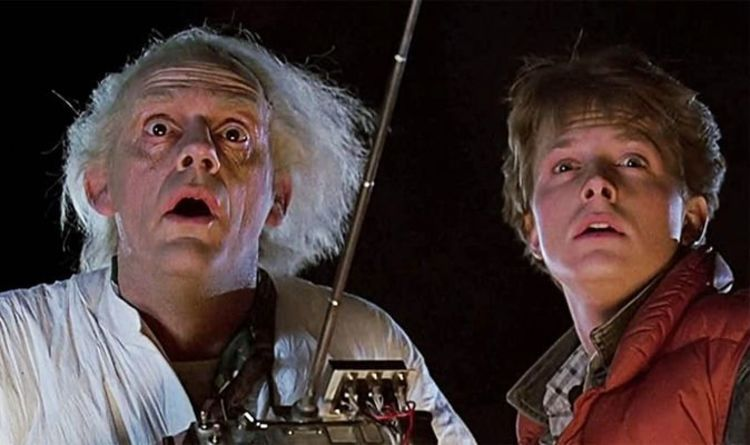 Back to the Future theory: Doc befriended Marty McFly on purpose to monitor the timeline