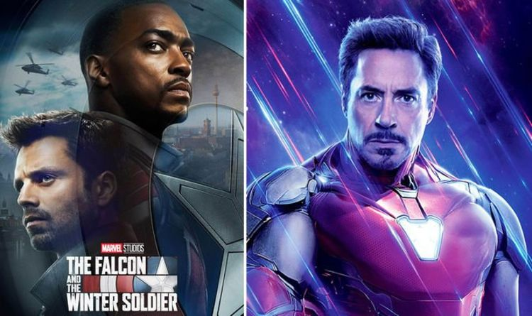 The Falcon and The Winter Soldier star teases Iron Man connection after Avengers Endgame