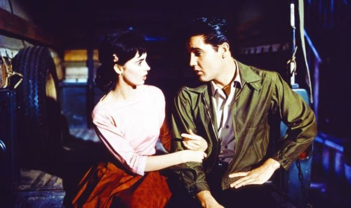Elvis Presley condemned 'embarrassing' movie scenes behind director's back