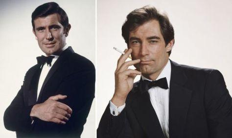 James Bond: George Lazenby pays tribute to fellow 007 Timothy Dalton on his 75th birthday