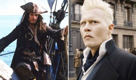 Johnny Depp 'is mischaracterised': His Pirates co-star on Fantastic Beasts firing and more