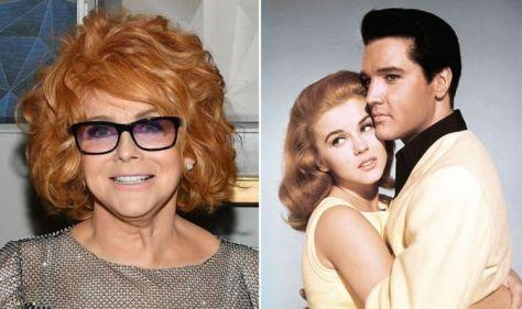 Elvis Presley and Ann-Margret: 'We'd tease each other' shares the Viva Las Vegas star