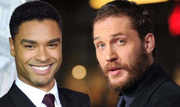 Next James Bond: Tom Hardy remains 007 contender despite falling in odds to Regé-Jean Page