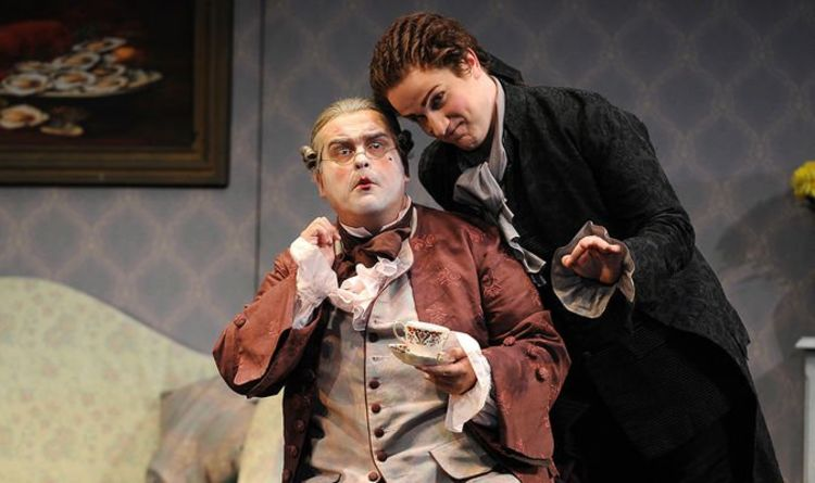 , Don Pasquale REVIEW: Glorious revival not to be missed, The Evepost BBC News