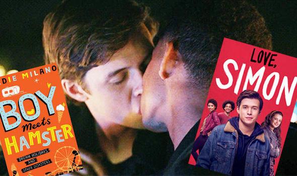 Love, Simon and Boy Meets Hamster