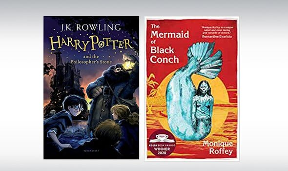Harry Potter and the Philosopher's Stone, The Mermaid of Black Conch: A Love Story