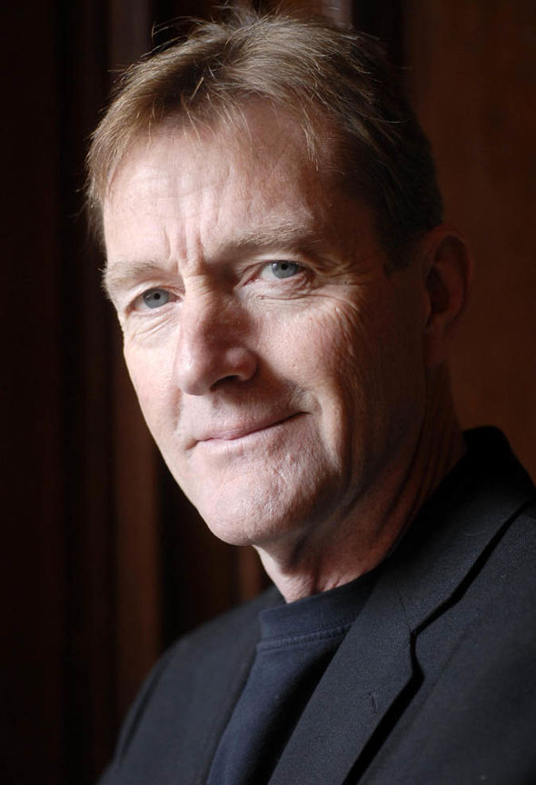 Lee Child  Lee Child shares his writing thoughts while working on 23rd Jack Reacher novel | Books | Entertainment Lee Child 1165051