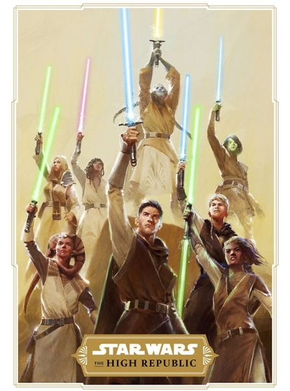 Star Wars Light of the Jedi Review: An Exciting First Step Toward the High Republic