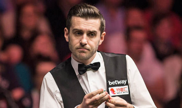 Masters Snooker Mark Selby Mark Williams news