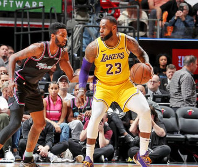 Lakers Vs Cavaliers Live Stream Watch Lebron James Back In