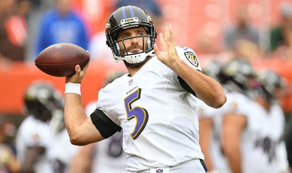 Image result for joe flacco