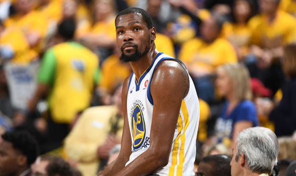 NBA playoffs: Golden State Warriors star Kevin Durant ...