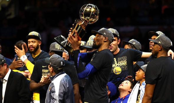 Kevin Durant WINS 2018 NBA Finals MVP: Warriors star beats ...