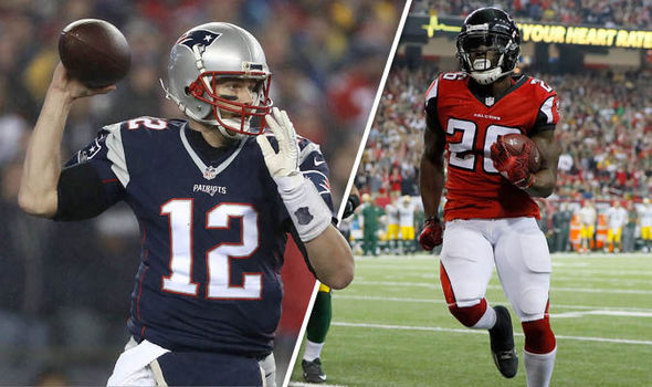 Super Bowl 2017: New England Patriots and Atlanta Falcons