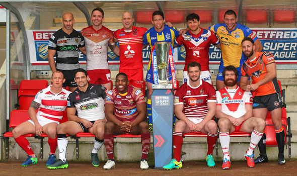 The 2017 Super League season begins this weekend
