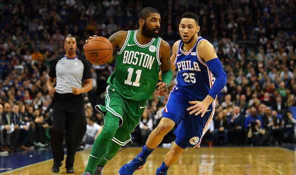 Image result for celtics vs sixers
