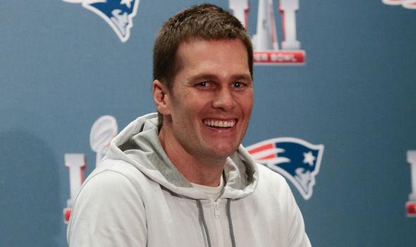 Tom Brady New England Patriots quarterback