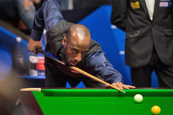 McLeod has never won a major ranking event