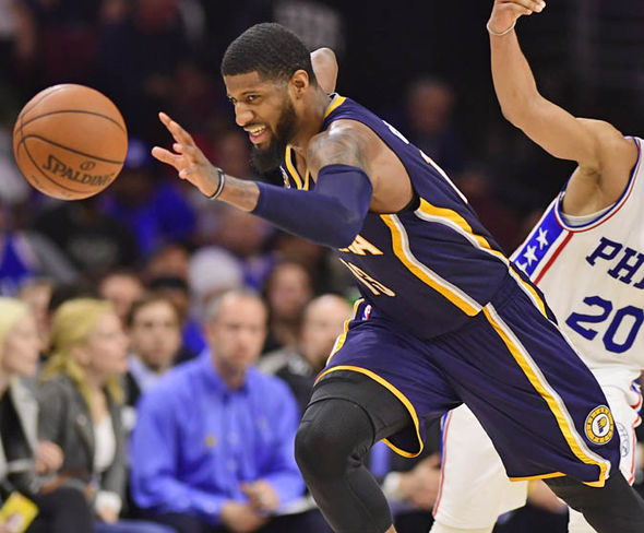 The Pacers will need All-Star Paul George to be at his best to cause an upset