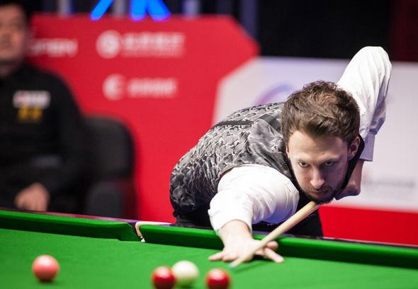 World Snooker Championship favourite Judd Trump