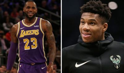 17a22fac9f8f5 LeBron James CRAZY admission made by Giannis Antetokounmpo