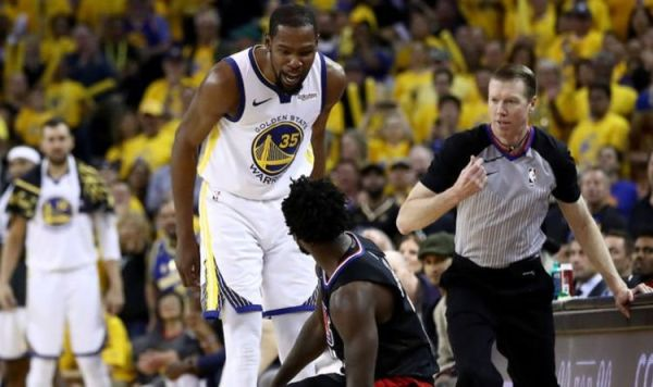Kevin Durant: Charles Barkley calls out Warriors star over ...