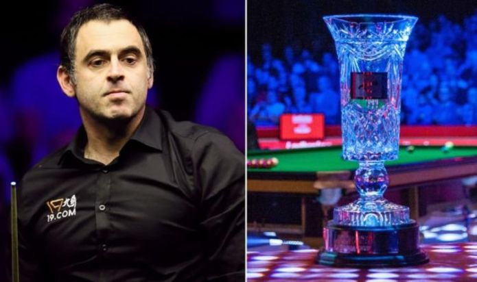 Players Championship snooker final LIVE: John Higgins builds 5-0 lead vs Ronnie O'Sullivan